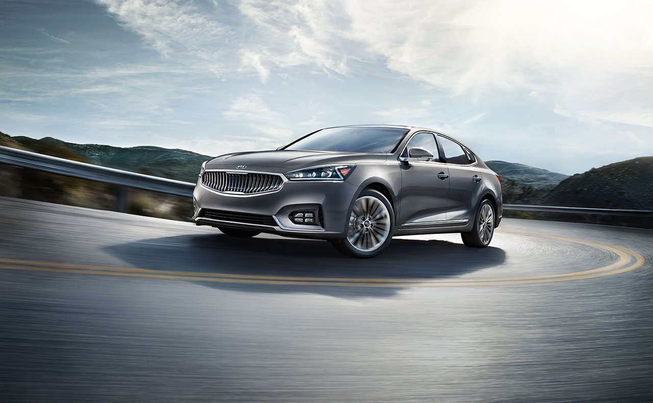 The 2018 Kia Cadenza Is A Large Car With Fantastic Ratings So Here Are Some More Features To Show How This Can Improve Your Vacations Or Work Trips